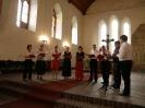 Projekt-Kammerchor UER in Woldegk