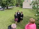 Konfirmation 2012 - Nadrensee